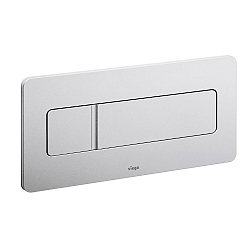 Viega Visign for More 105 Dual Flush Plate